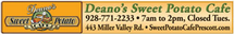 Deano's Sweet Potato Cafe - 443 Miller Valley Rd Prescott AZ