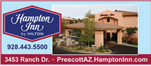 Hampton Inn - 3453 Ranch Drive Prescott, Arizona, 86303