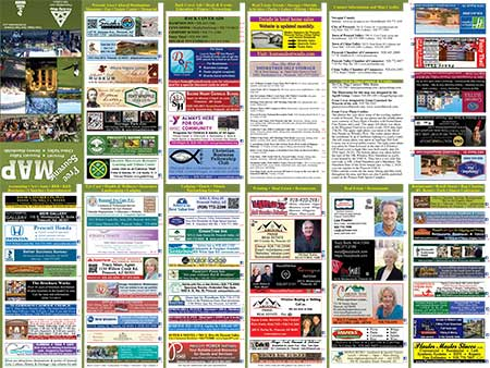 Current Advertisers - Print, Web, Online Advertising